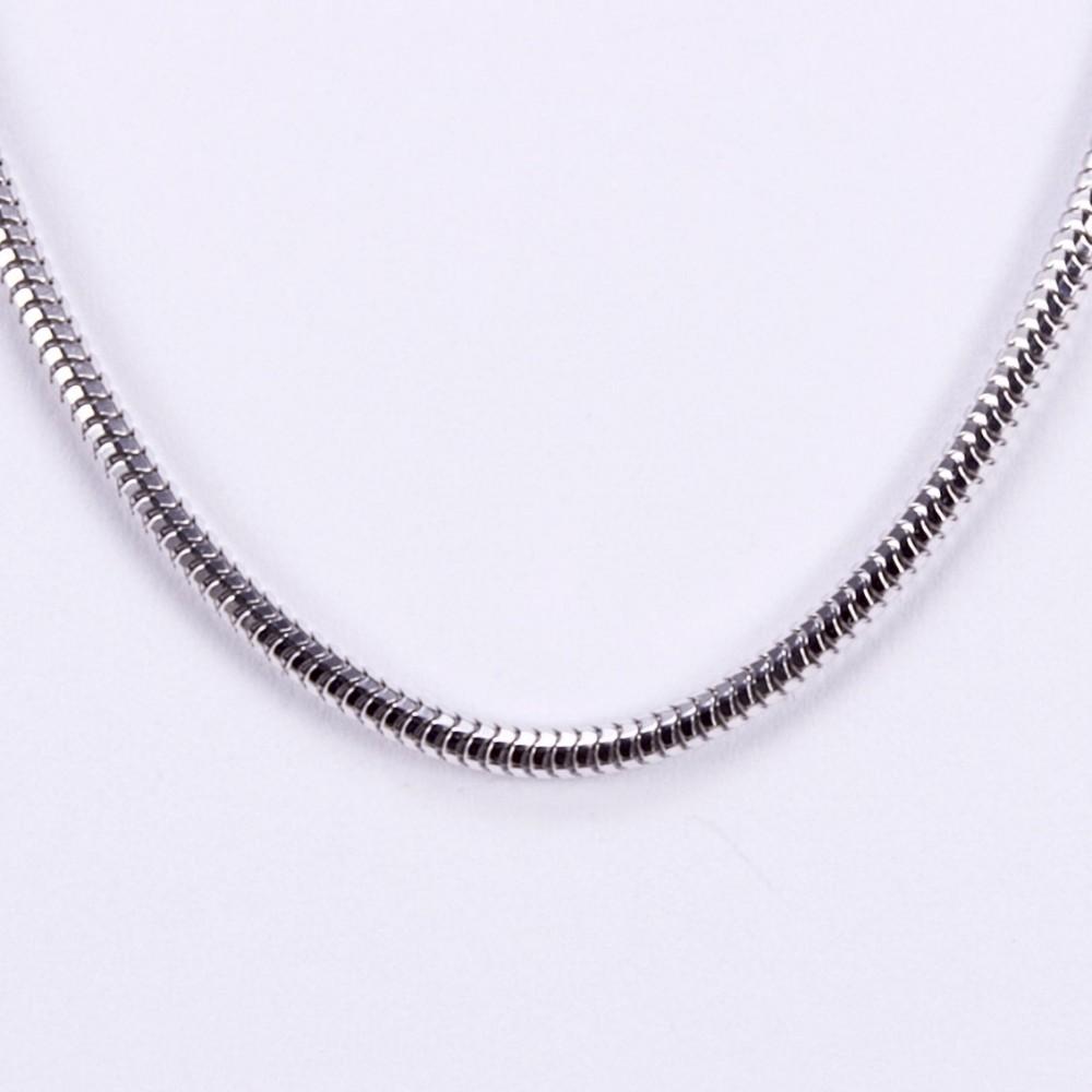 2e697d325 Ezüst hajlékony kígyólánc