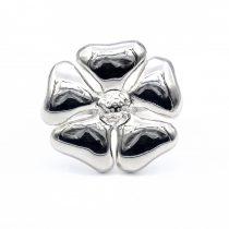 """Ezüst gyűrű """"virág"""""""