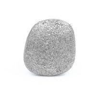 Ezüst ródiumozott gyűrű