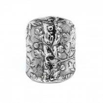 Izraeli ezüst szélesedő gyűrű