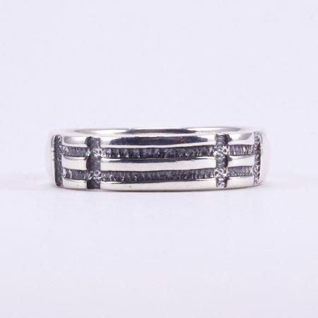 Ezüst atlantiszi gyűrű