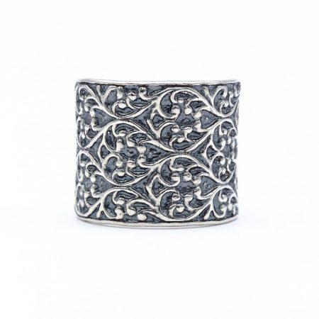 Izraeli ezüst gyűrű
